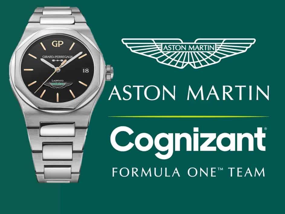 Aston Martin Uhrenpartner