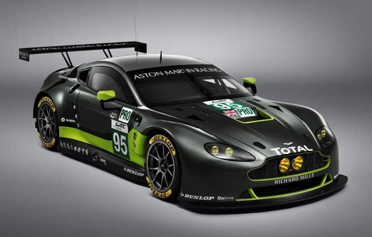 Rennwagen Aston Martin Racing Richard Mille