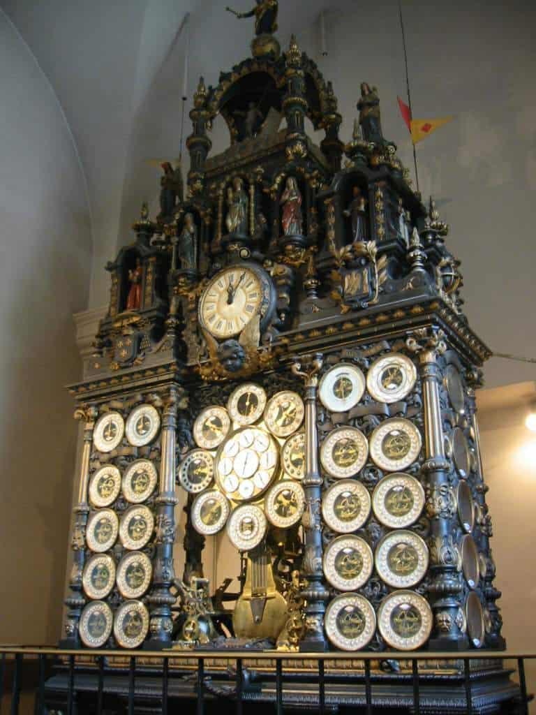 Astronomische Uhr Besancon