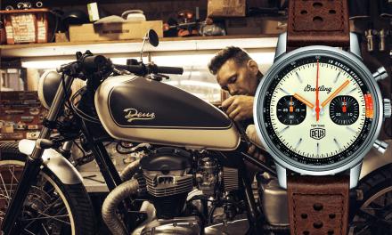 Breitling Top Time Deus Ex Machina Chronograph