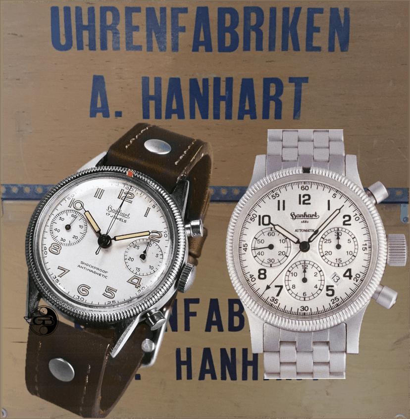 Uhrenmarke Hanhart