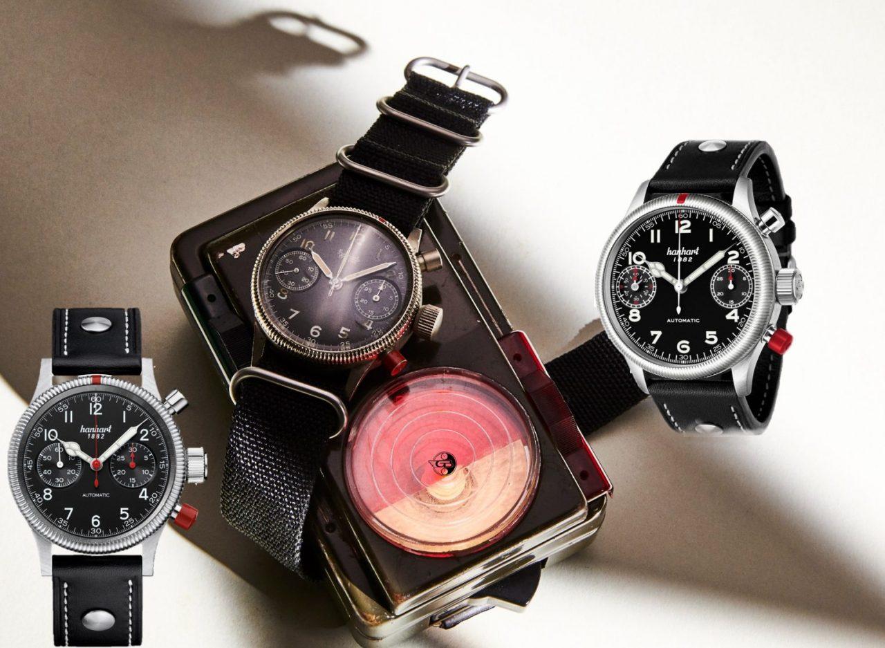 Hanhart Uhren: Entstehung und Geschichte der Uhrenmarke