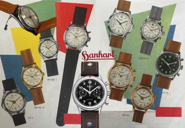 Hanhart Uhren: Der Wiederbeginn der deutschen Manufaktur