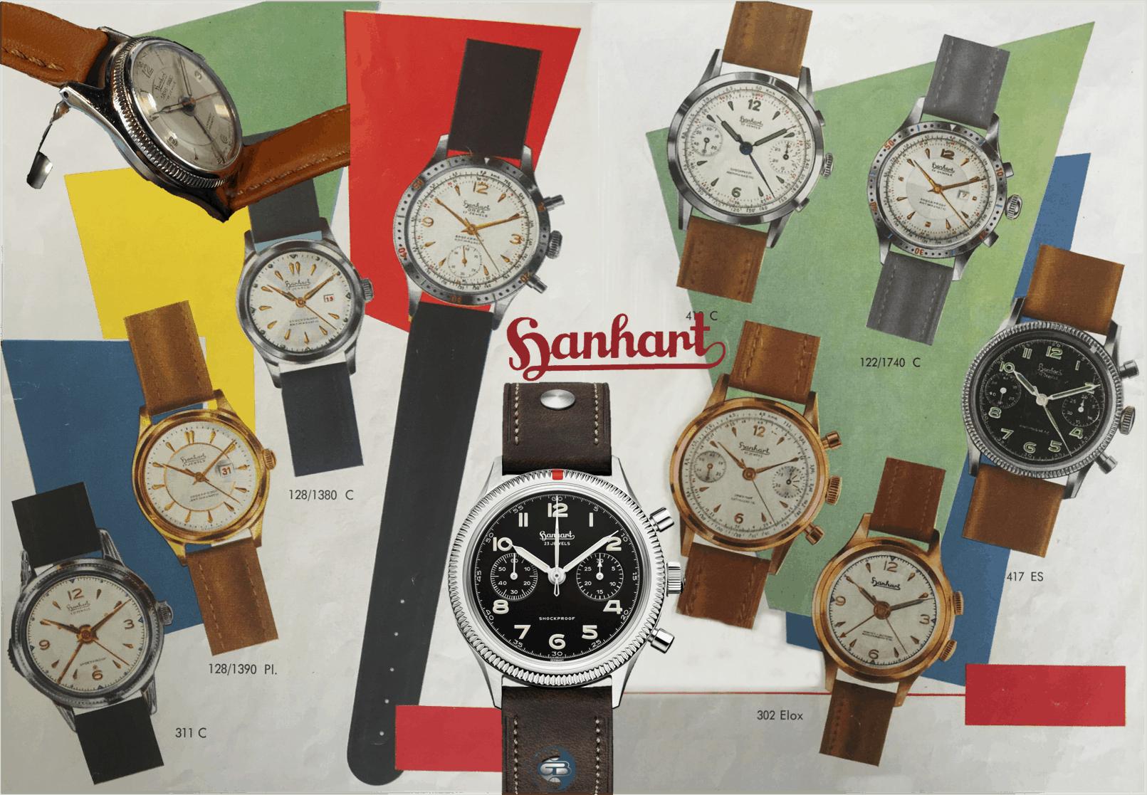 Hanhart Uhren Geschichte Teil 3Hanhart Uhren: Der Wiederbeginn der deutschen Manufaktur