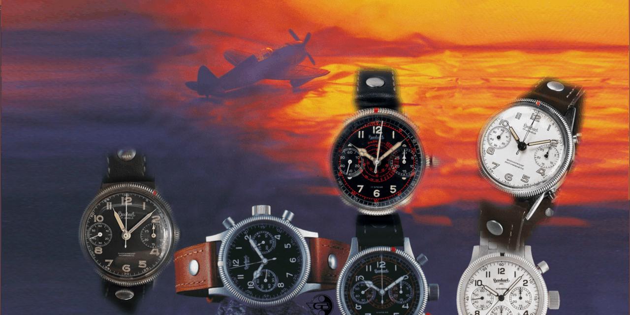 Manufaktur und Uhrenmarke Hanhart ab 1992: Auf in die Zukunft!