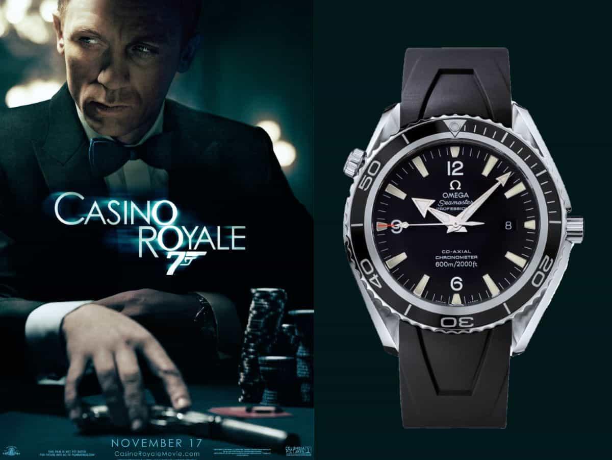 James Bond Uhr