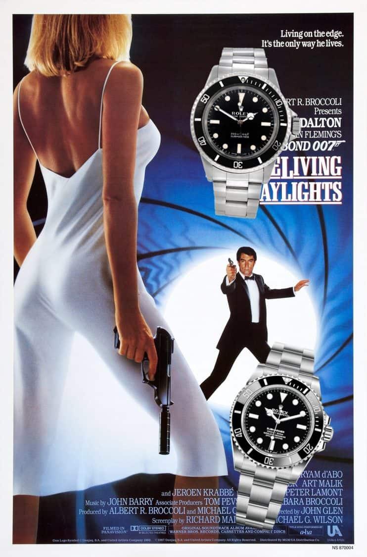 James Bond Rolex Hauch des Todes Rolex alt und neu