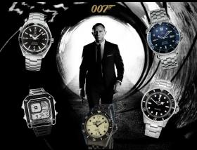 James Bond Uhr: Das sind die 007 Uhren von 1981 bis heute!