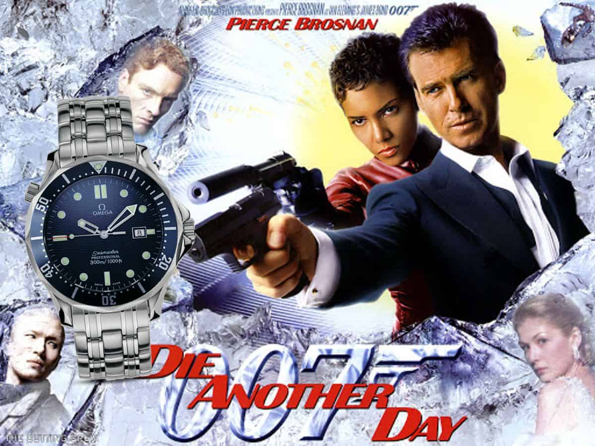 James Bond Uhren Die another Day Omega Seamaster Professional 2002
