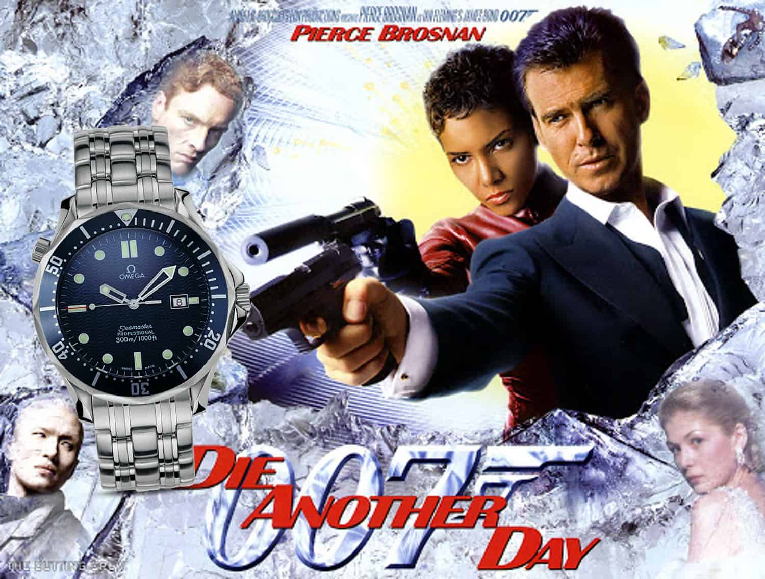 James Bond Uhren Die another Day Omega Seamaster Professional 2002