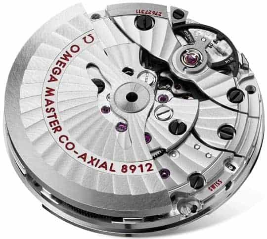 Omega Co-Axial Master Chronometer Kaliber 8912