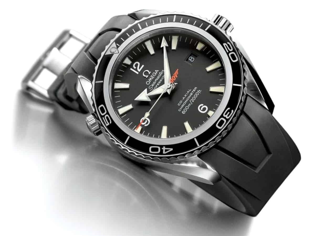 Omega Planet Ocean James Bond 2006 Edition