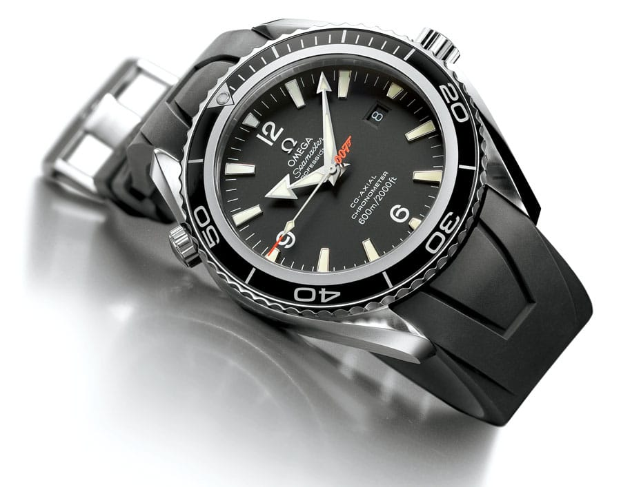 Omega Planet Ocean James Bond Edition 2006