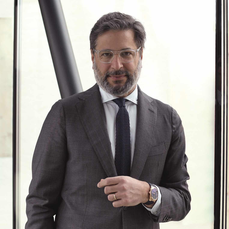 Guido Terreni CEO Parmigiani Fleurier