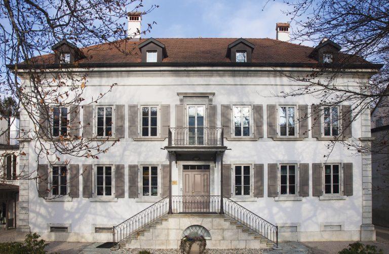 Parmigiani Stammhaus in Fleurier