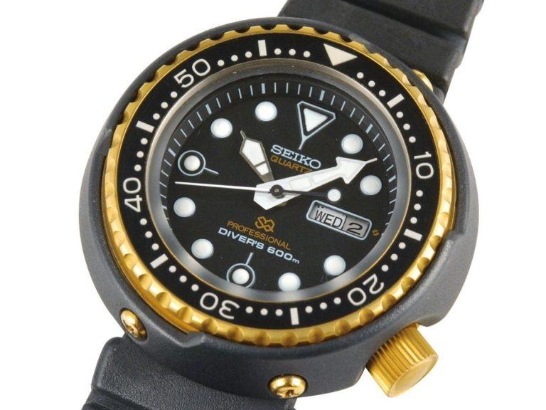 Seiko Prospex S23626 600M Limited Edition Taucher Uhr von 1978