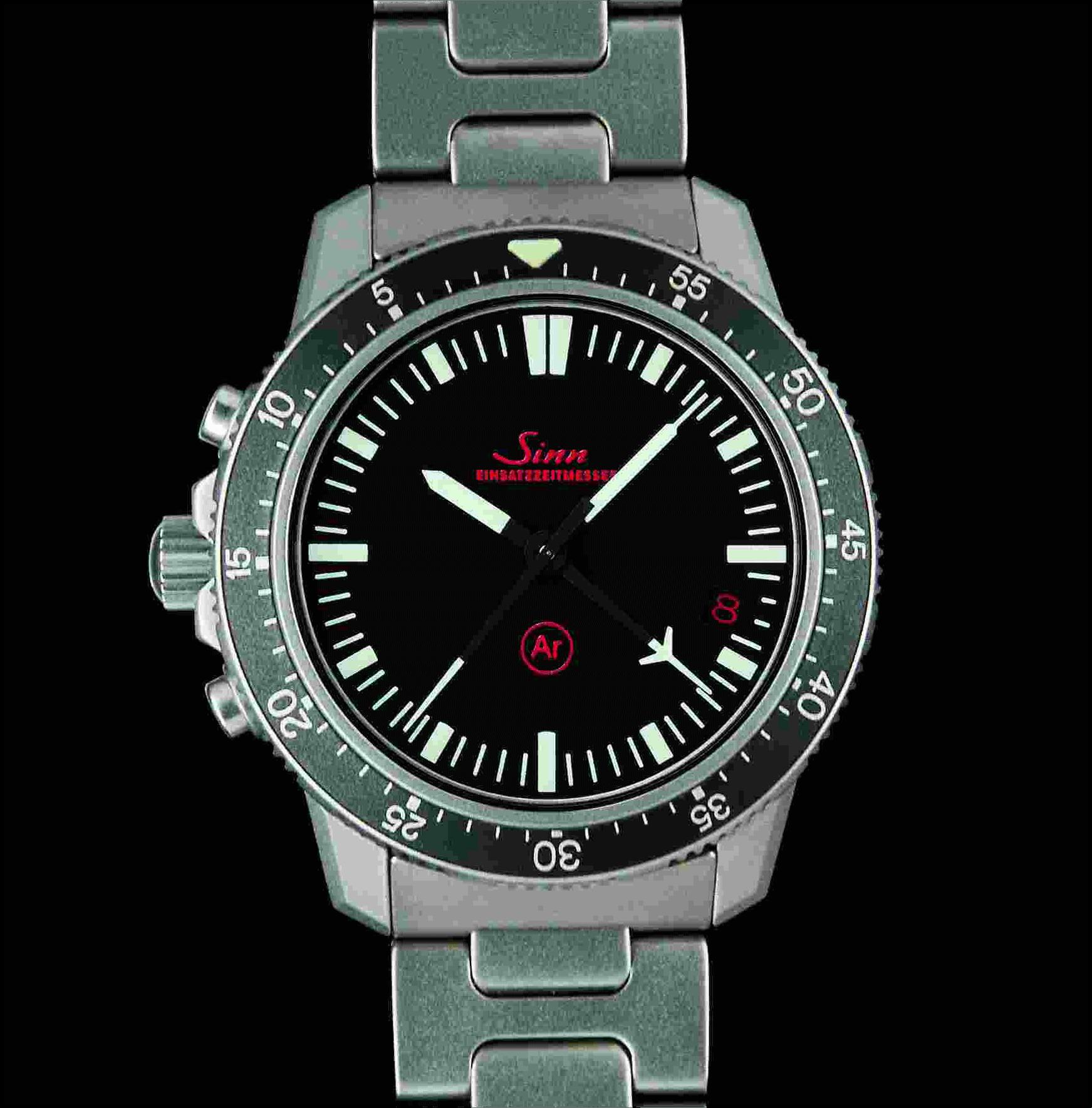 Sinn Uhr von 1997: Einsatzzeitmesser EZM 1