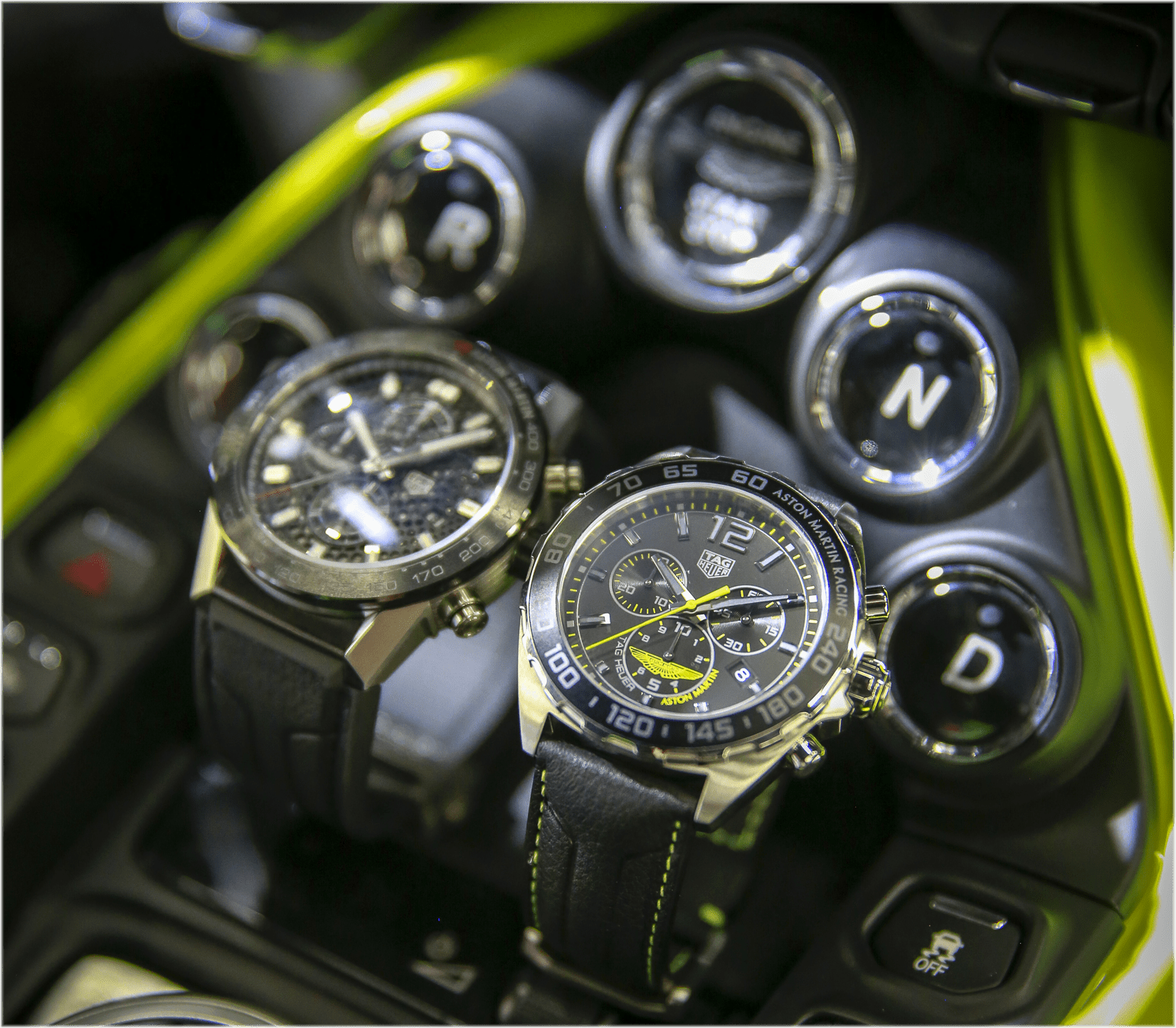 TAG Heuer Aston Martin Special Edition 2018