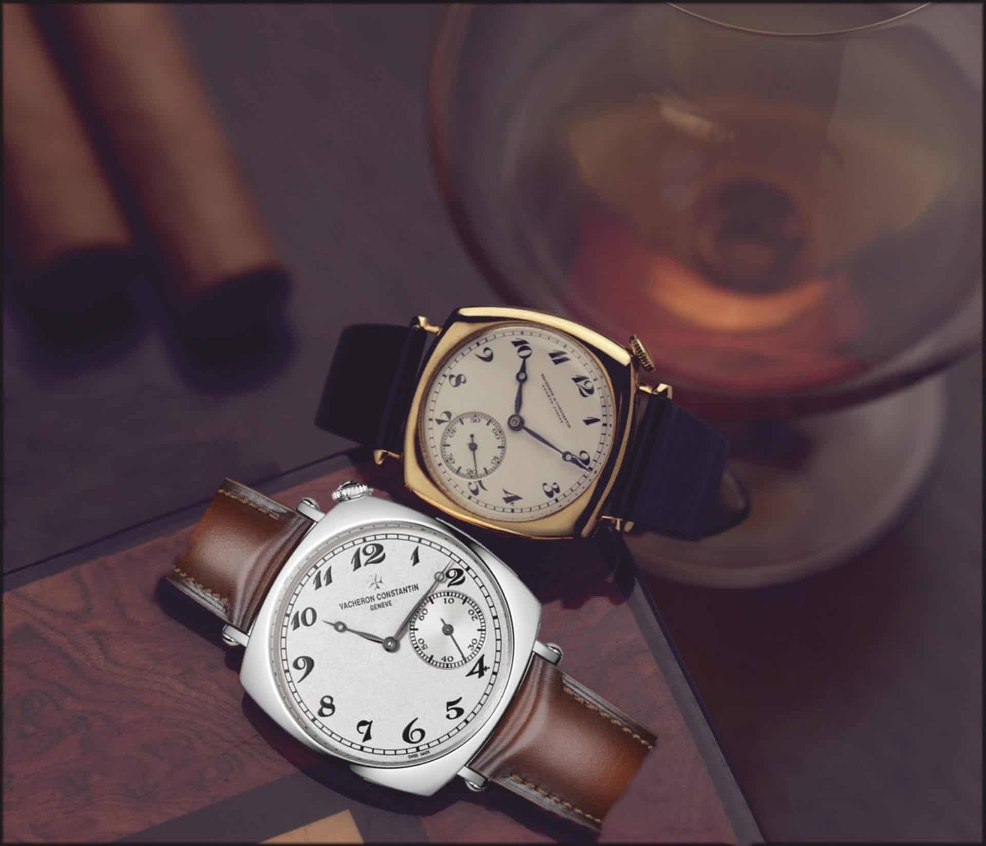 Watches and Wonders 2021Vacheron Constantin Historiques American 1921: Amerika lässt grüßen