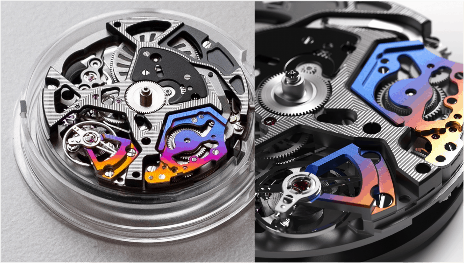 Eine überraschende, künstlerisch gestaltete Manufaktur-Mechanik: Das Zenith Kaliber 9004 x Felipe Pantone