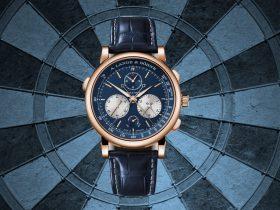 A. Lange und Söhne Triple Split Chronograph in Roségold