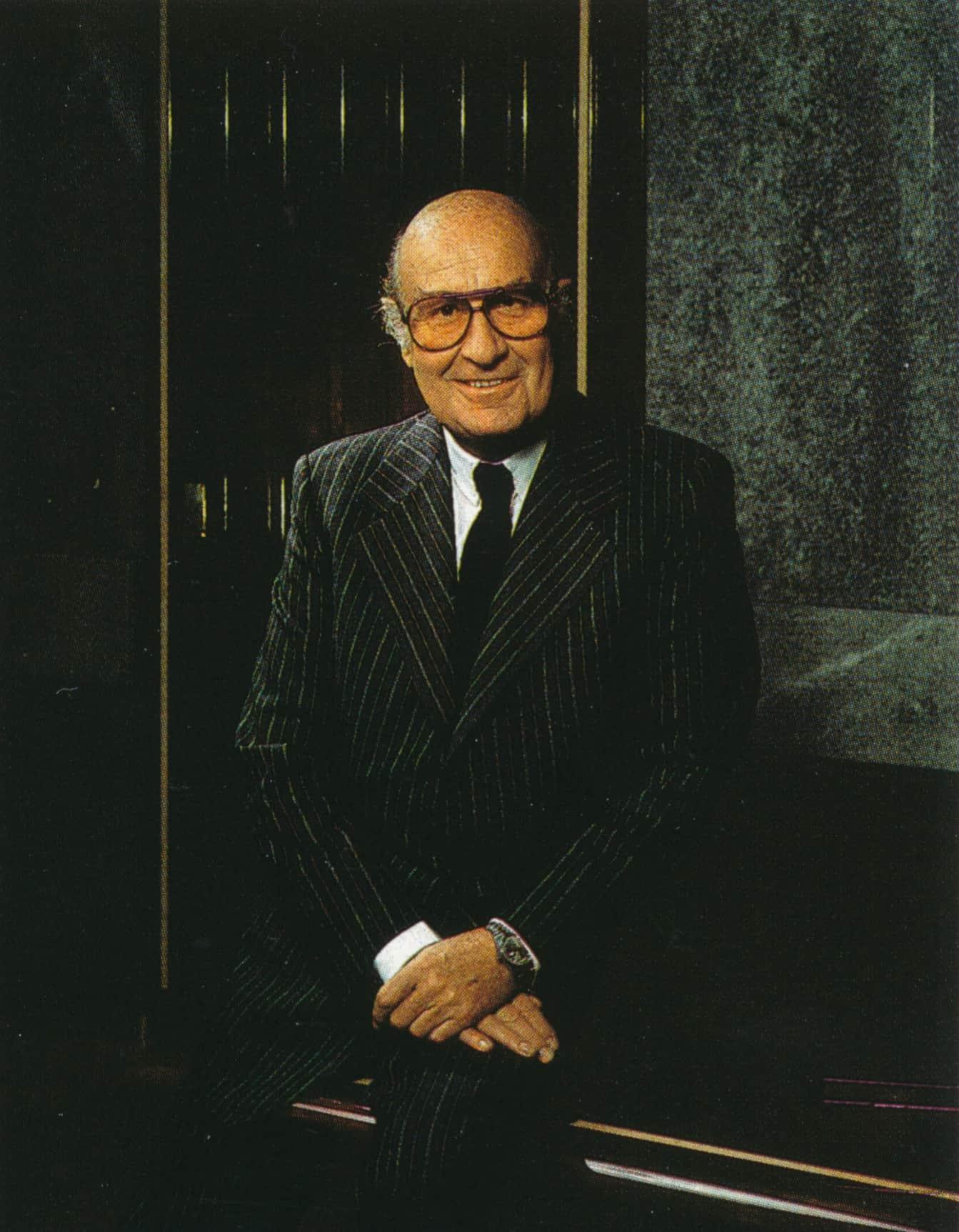 André J. Heiniger Rolex Generaldirekteur