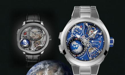 Greubel Forsey GMT Sport: Luxuriös rund um den Globus unterwegs