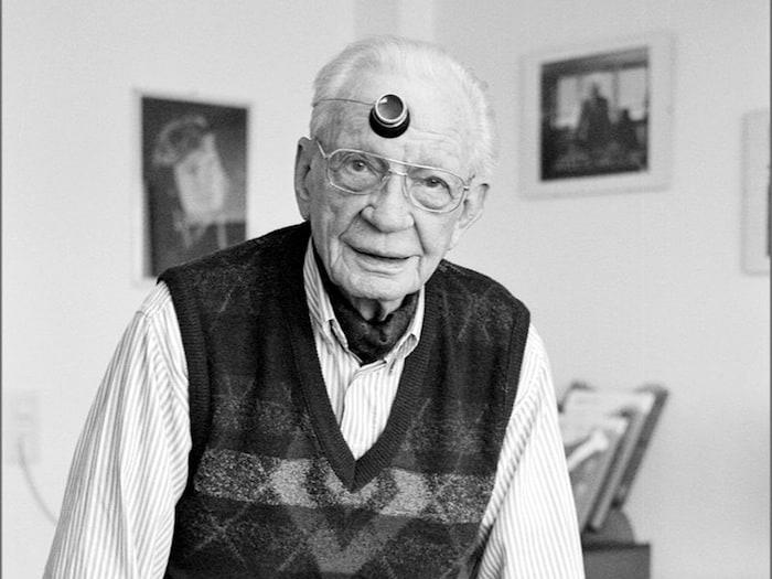 Helmut Sinn Gründer Sinn Spezialuhren