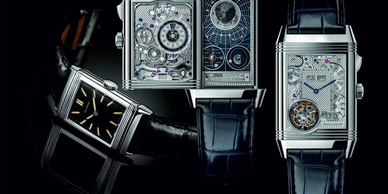 Jaeger-LeCoultre Reverso Hybris Mechanica Calibre 185 Quadriptyque: 4 Zifferblätter und ein erlesenes Uhrwerk