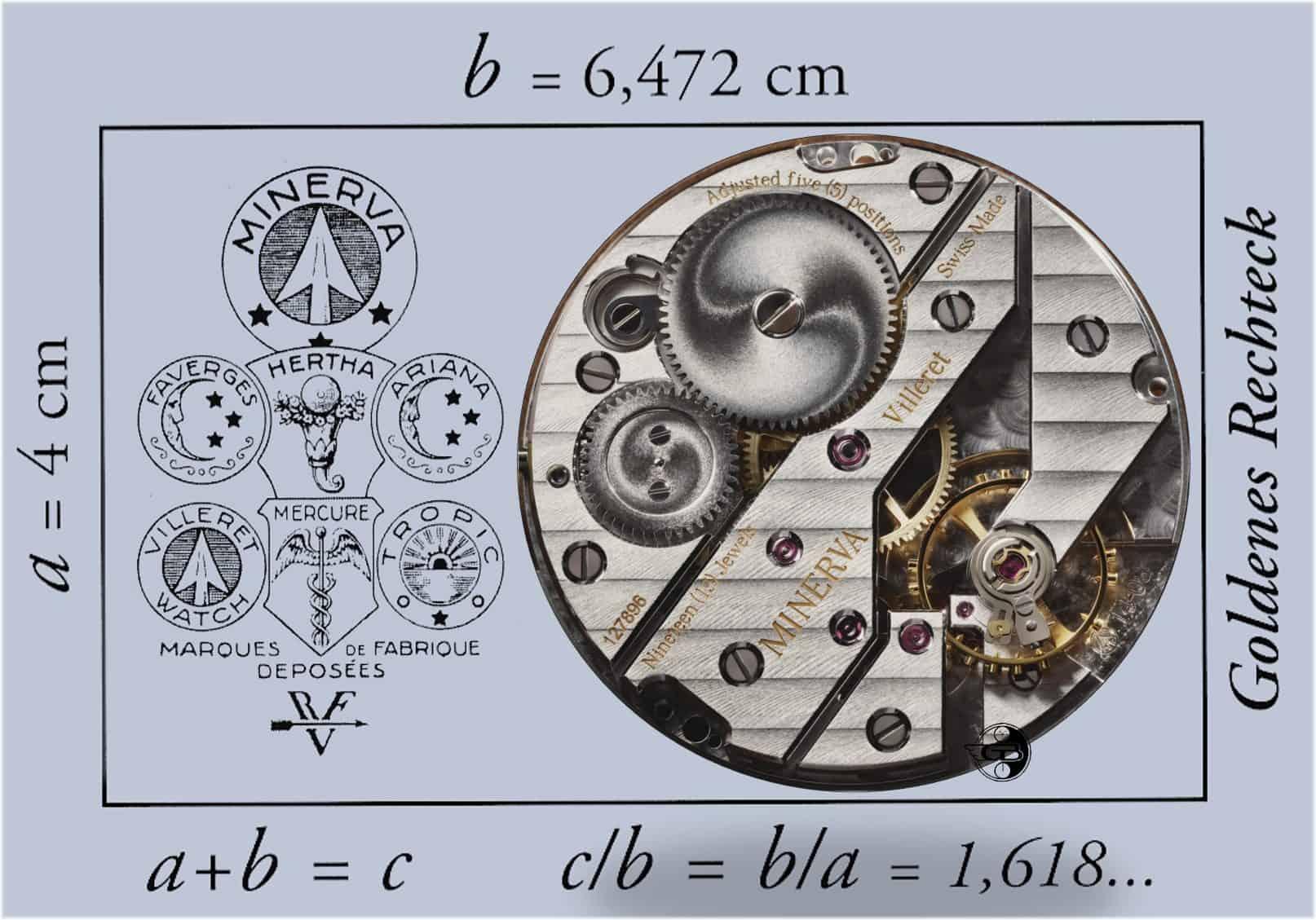 Montblanc Manufakturkaliber MB M14.08 (C) Uhrenkosmos