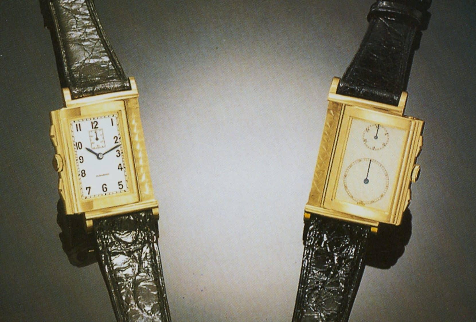 Movado Reverso Chronograph 1939