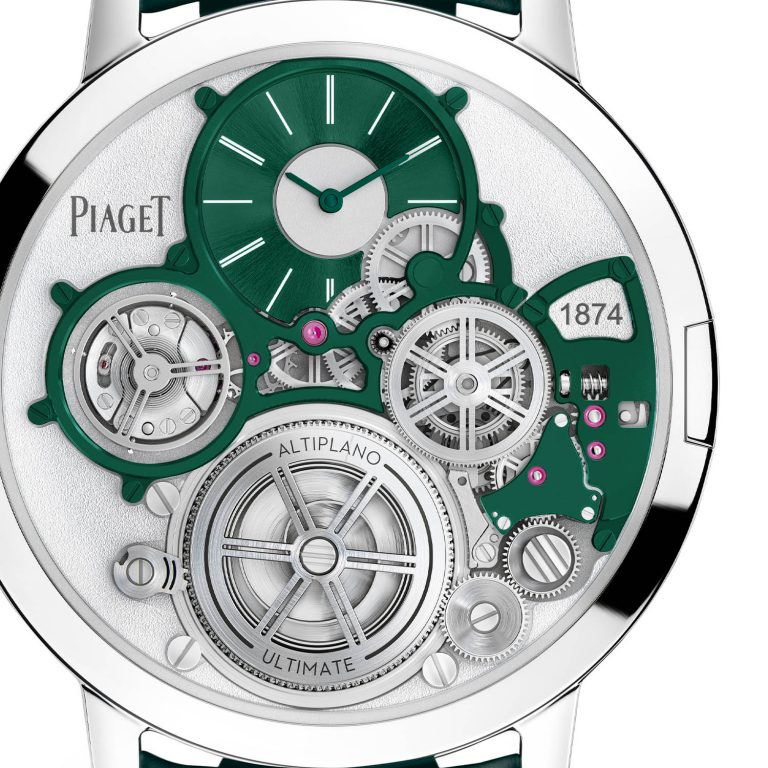 Piaget Altiplano Ultimate Concept Edition la Cote aux Fees von 2021