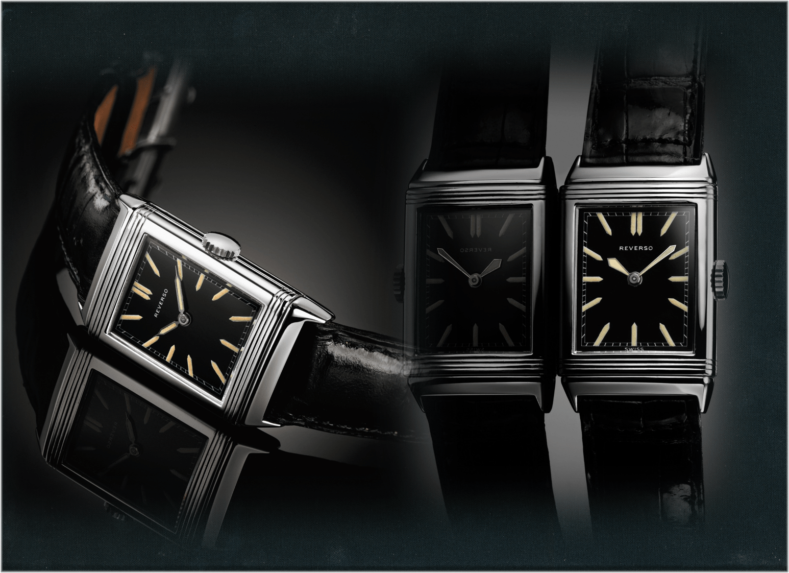 Reverso Armbanduhr von 1931 und die Jaeger-LeCoultre Reverso Geschichte