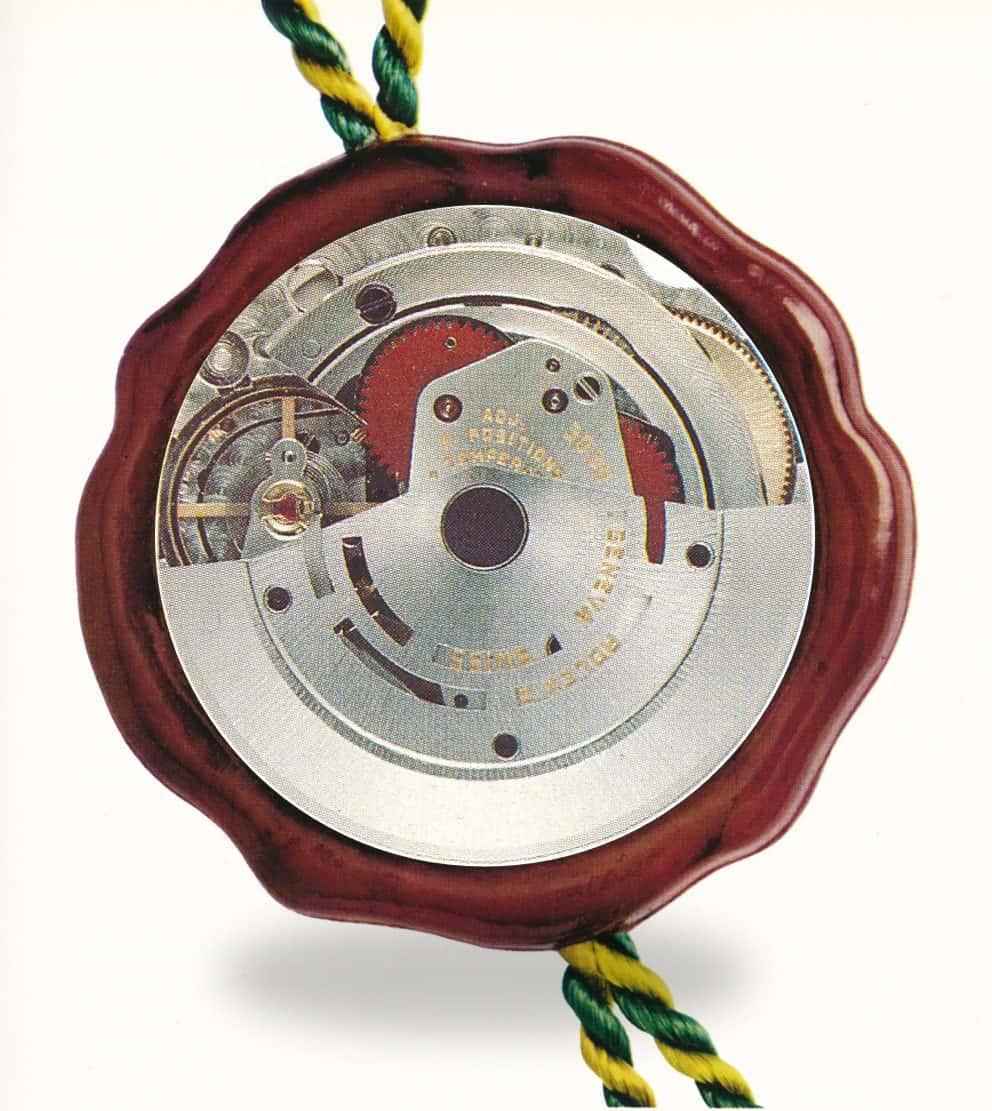Rolex Kaliber 1575 GMT