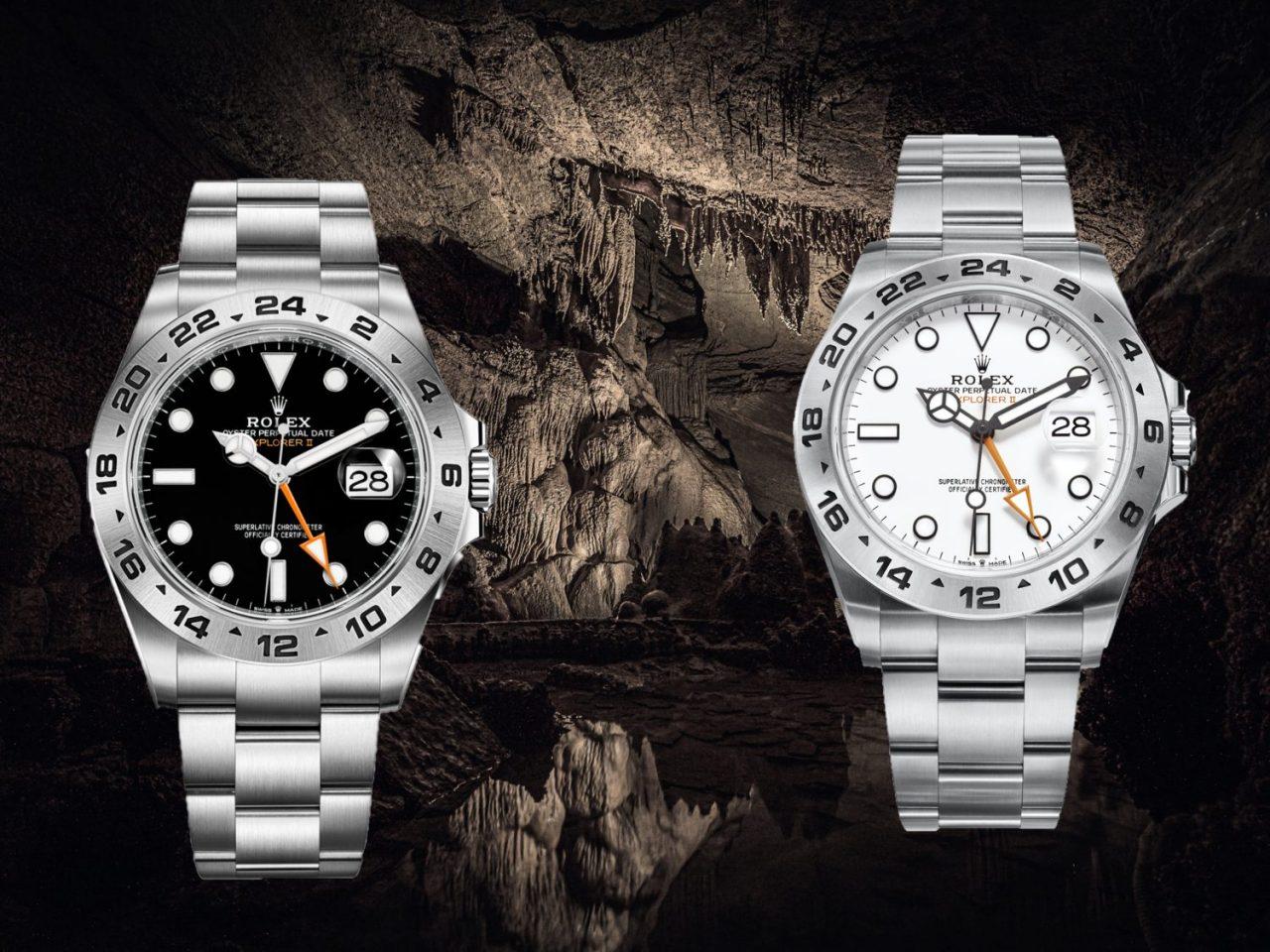 Neue Rolex Explorer II: Alles über die Referenz 226570 und ihre Geschichte