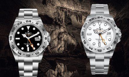 Rolex Explorer II: Alles über die neue Referenz 226570 und ihre Geschichte