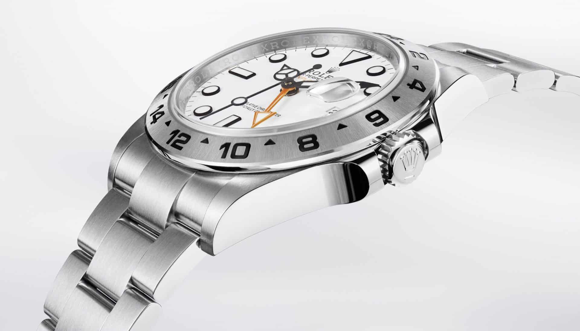 Rolex Explorer II Referenz 226570 Profil