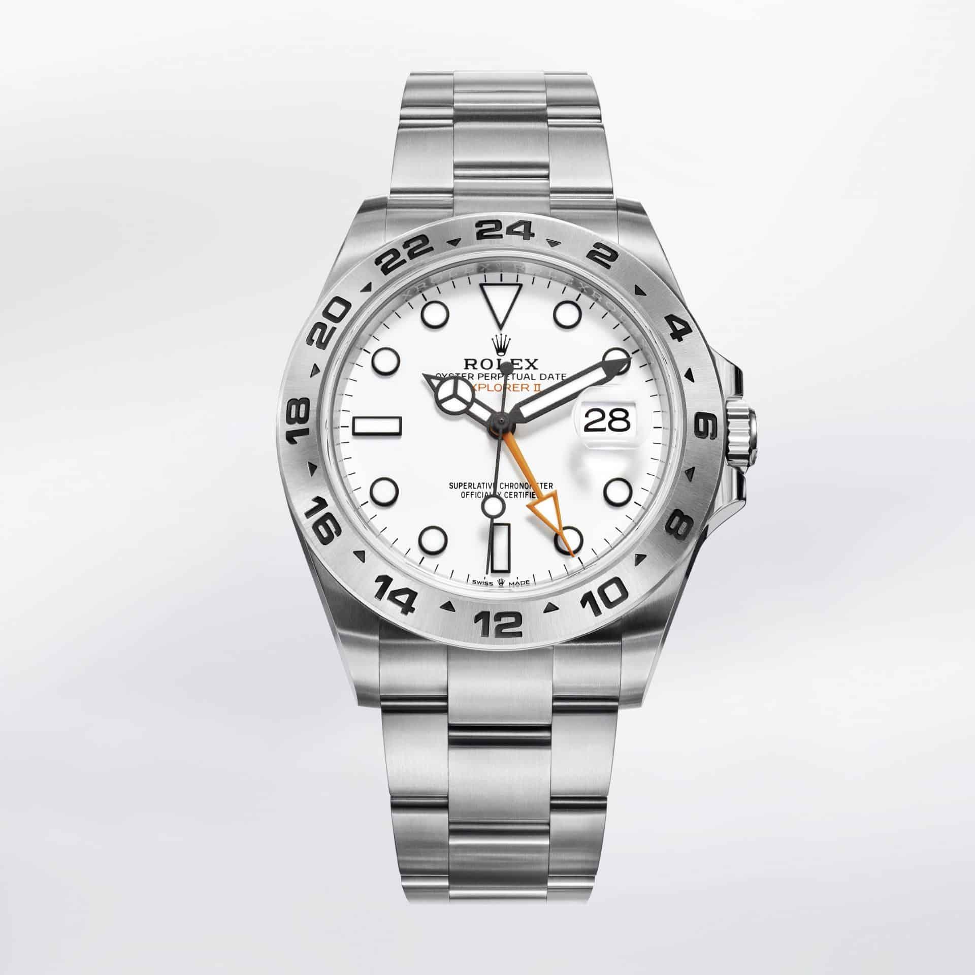 Rolex Explorer II Referenz 226570 2021