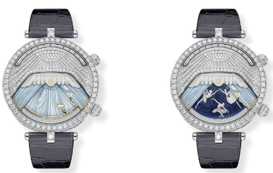 Van Cleef Arpels Lady Arpels Ballerine Musicale Diamant Clement Rousset 2067201 2