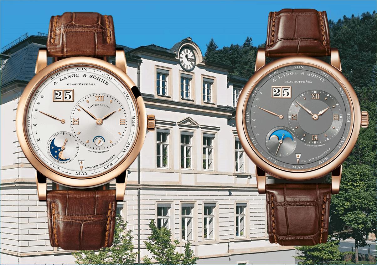 Uhren mit ewigem Kalender