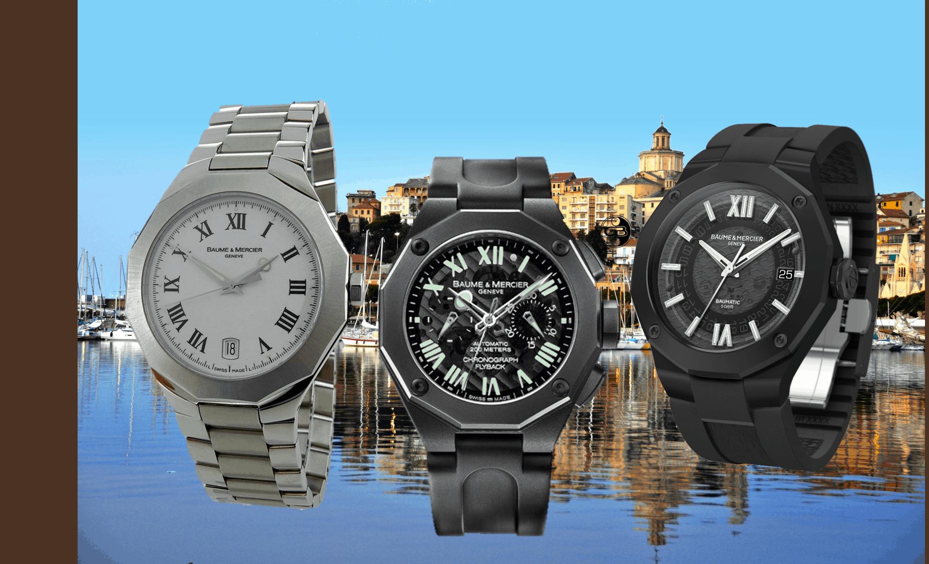 Uhrenklassiker Baume & MercierBaume & Mercier Riviera: Das Comeback im Jahr 2021