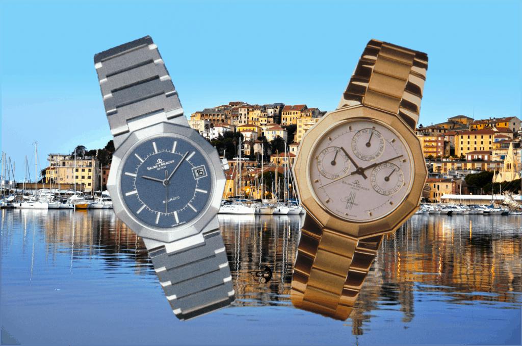 Baume & Mercier Riviera 1973 bis 1993