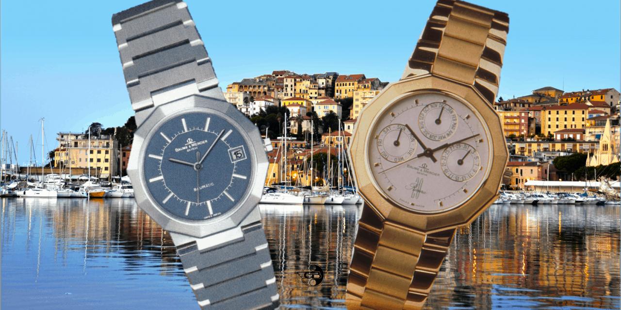 Geschichte der Baume & Mercier Riviera: Die ersten 20 Jahre von 1973 bis 1993