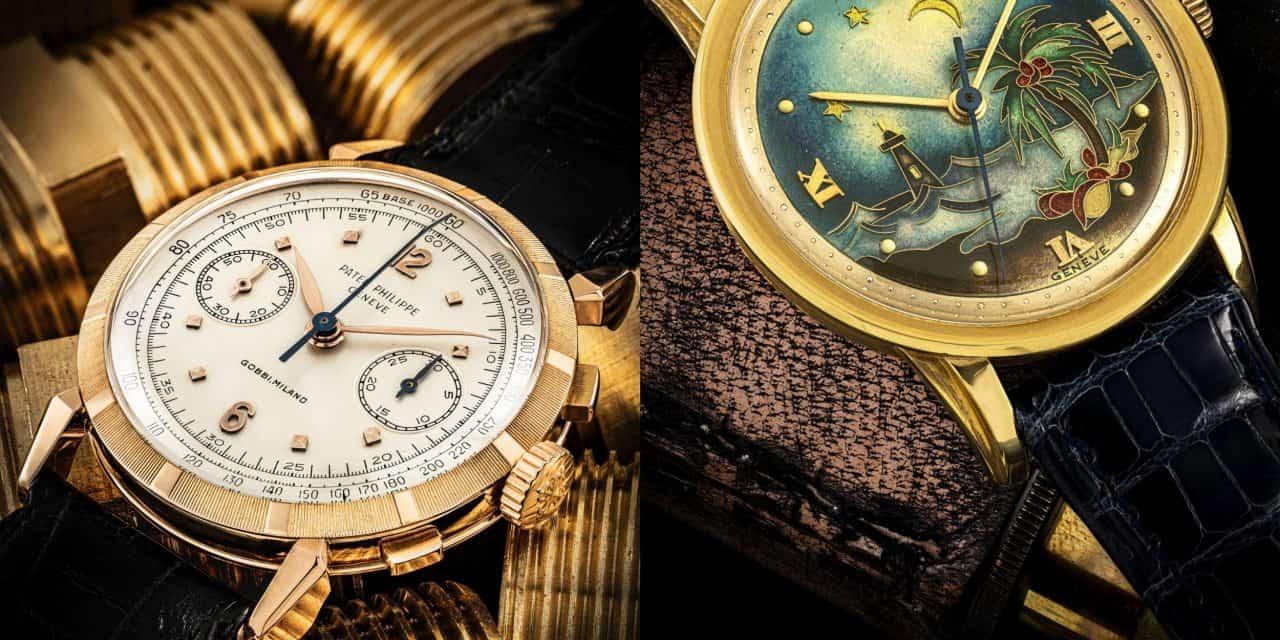 28.440.551 €: Christie's Hong Kong Watches Uhrenauktion mit Rekordergebnis