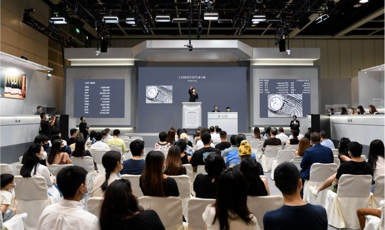 Christie's Hong Kong Watches Spring Auctions 22 05 2021