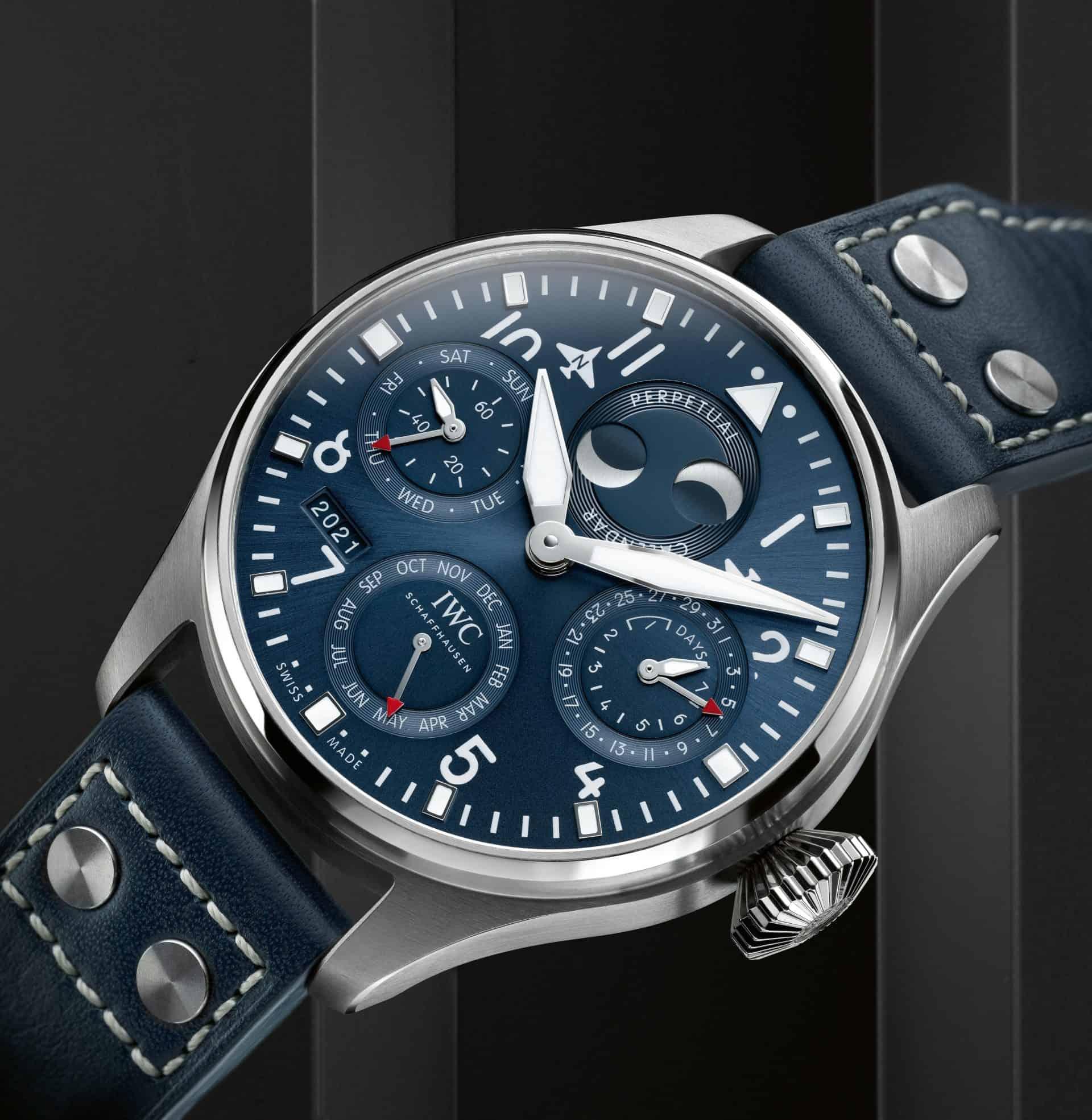 IWC Big Pilot's Watch Perpetual Calendar 2021