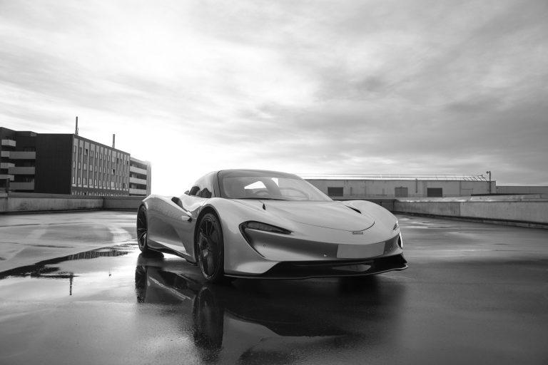McLaren Speedtail Supersportwagen Bild Mathieu Cesar