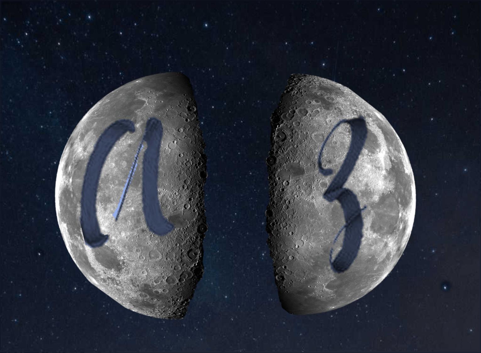 """a""bnehmender oder ""z""unehmender Monde"