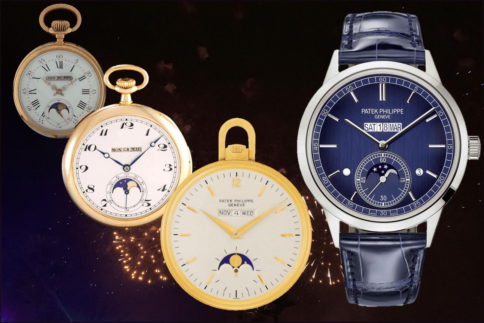 Anzeigeformen Ewiger KalenderPatek Philippe Referenz 5236P mit linearem ewigen Kalender: Ein Uhr mit Geschichte