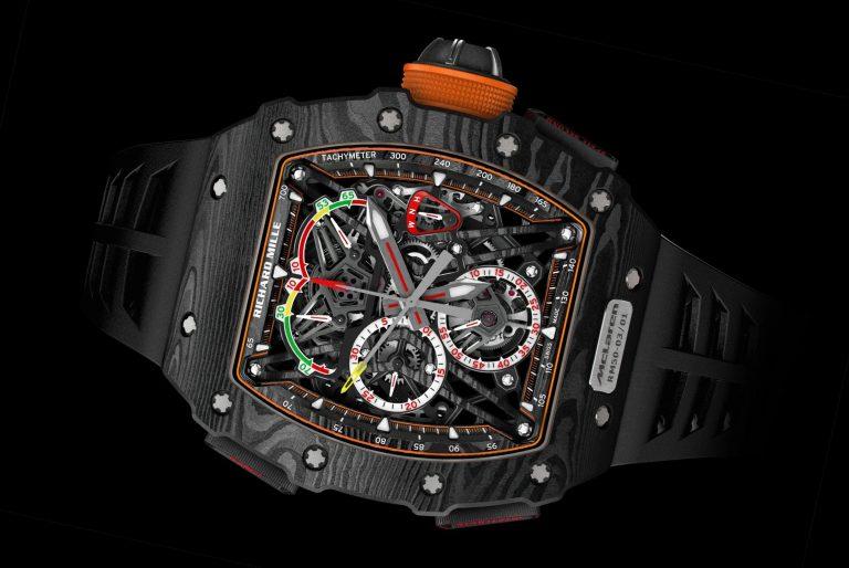 Richard Mille RM 50-03 Tourbillon Split Secs Chronograph Ultralight McLaren F1